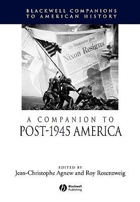 A Companion to post 1945 America