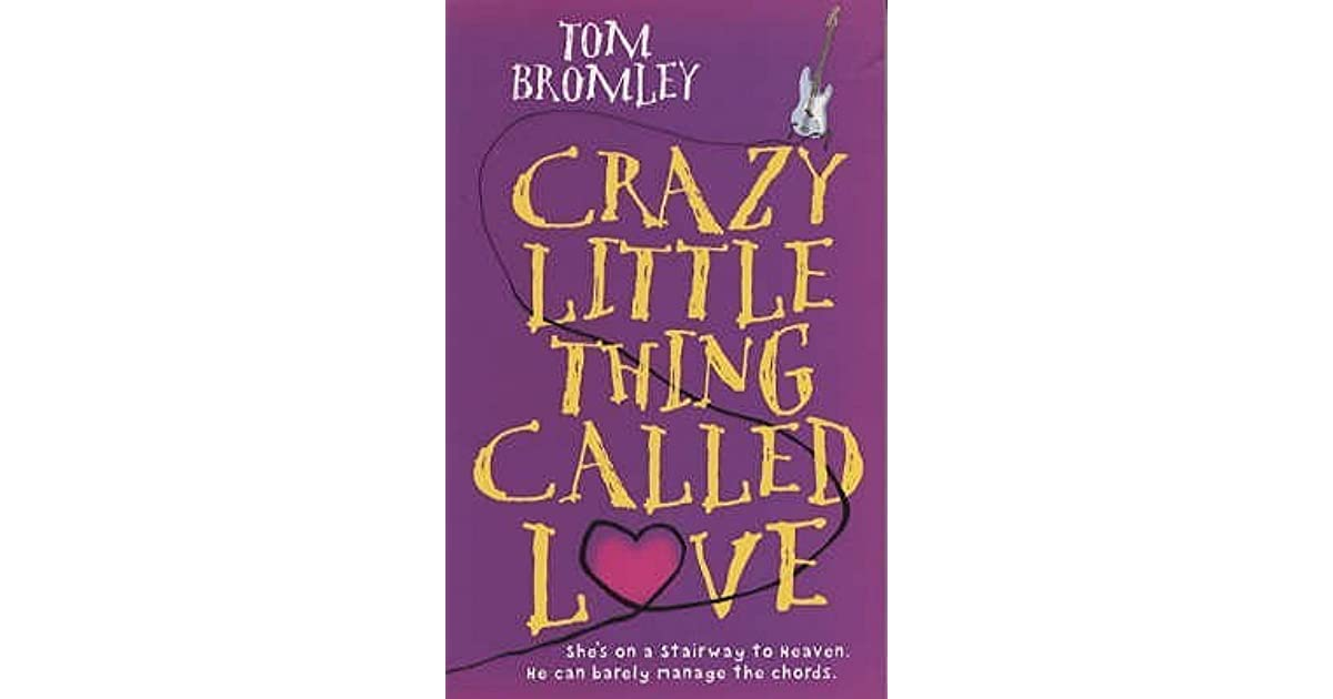 Crazy Little Thing Called Love By Tom Bromley