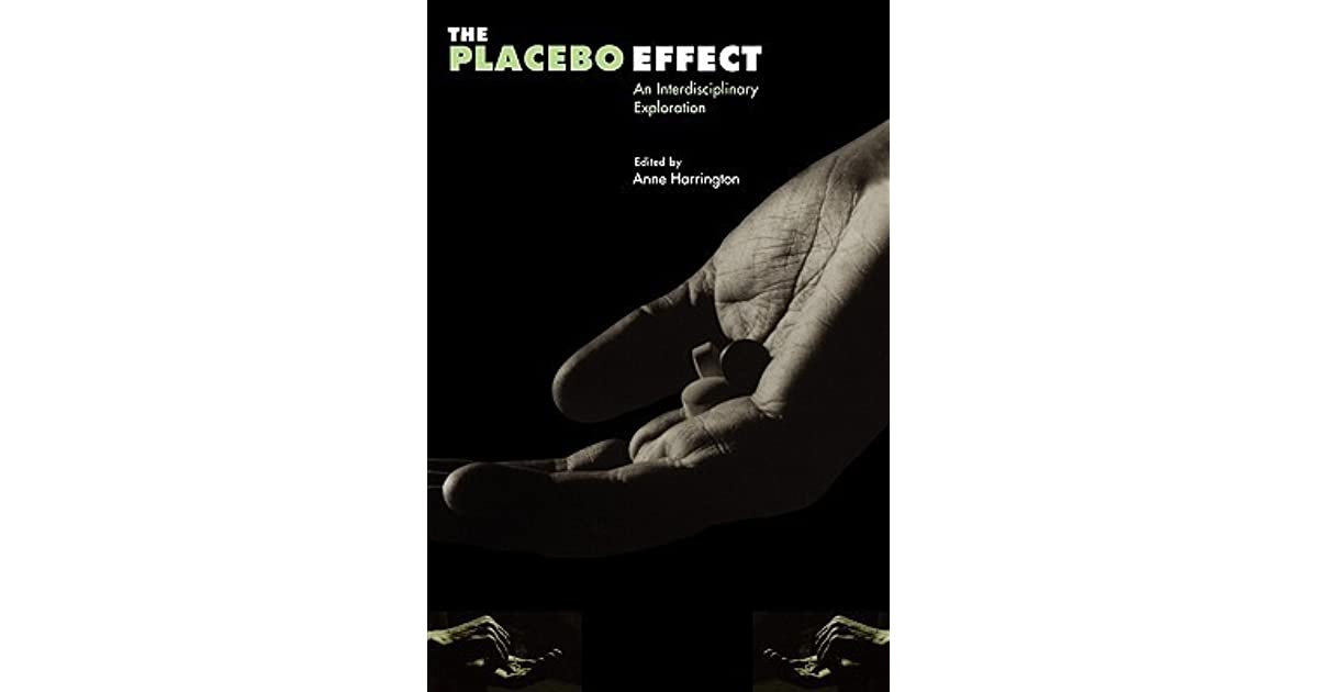 the placebo effect A placebo is any medical treatment that is inert, such as a sugar pill around one third of people who take placebos (believing them to be medication) will experience an end to their symptoms belief in a treatment may be enough to change the course of a person's physical illness placebo is latin.