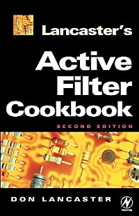 Lancaster's Active Filter Cookbook