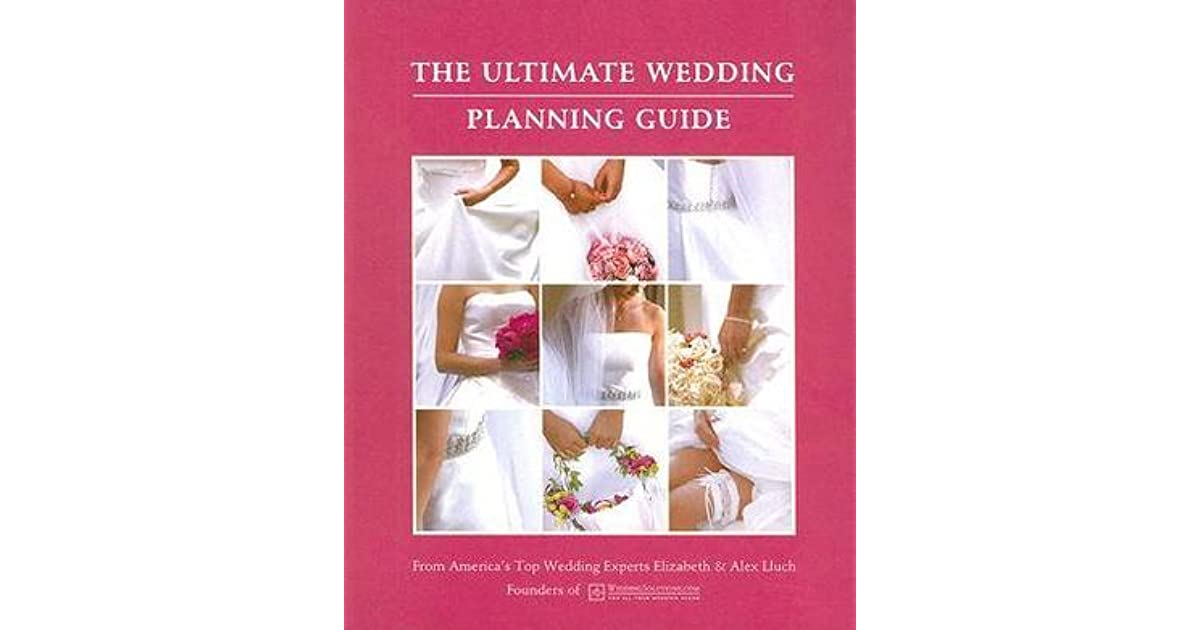 The ultimate wedding planning guide by alex a lluch junglespirit Gallery