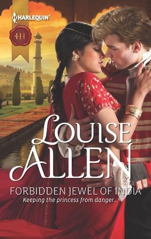 Forbidden Jewel of India (Herriard, #1)