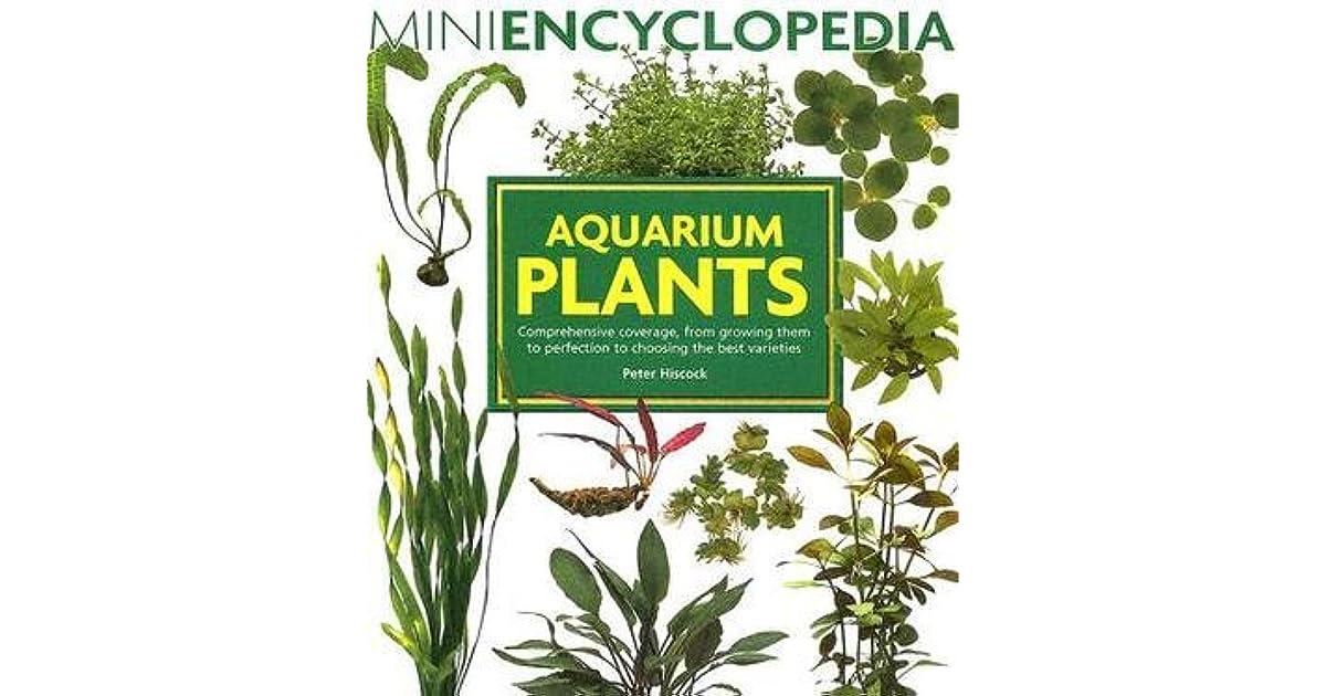 Aquarium Plants Book