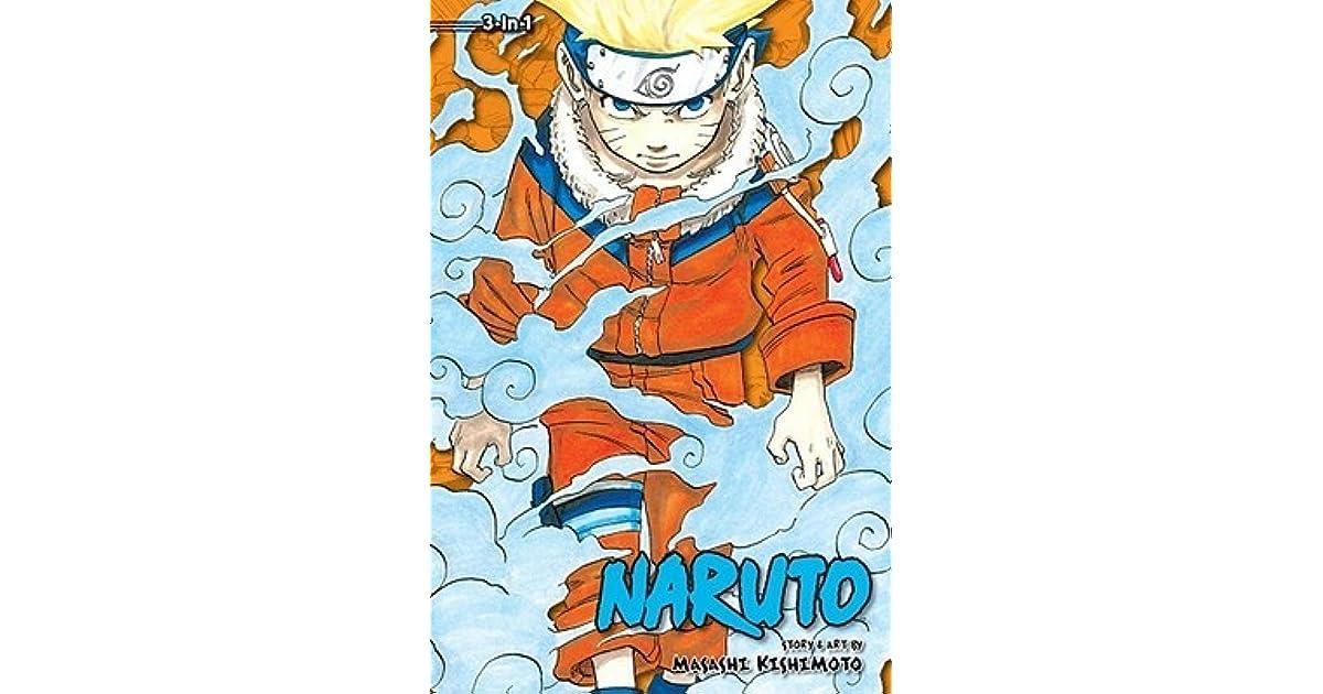 Naruto (3-in-1 Edition), Vol  1: Includes Vols  1, 2 & 3 by