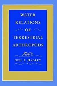 Water Relations of Terrestrial Arthropods