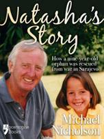 Natasha's Story by Michael Nicholson