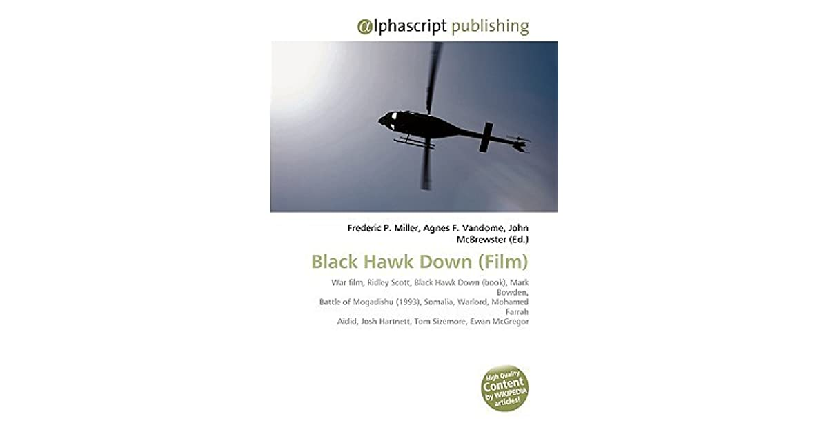 an analysis of realism in black hawk down by ridley scott