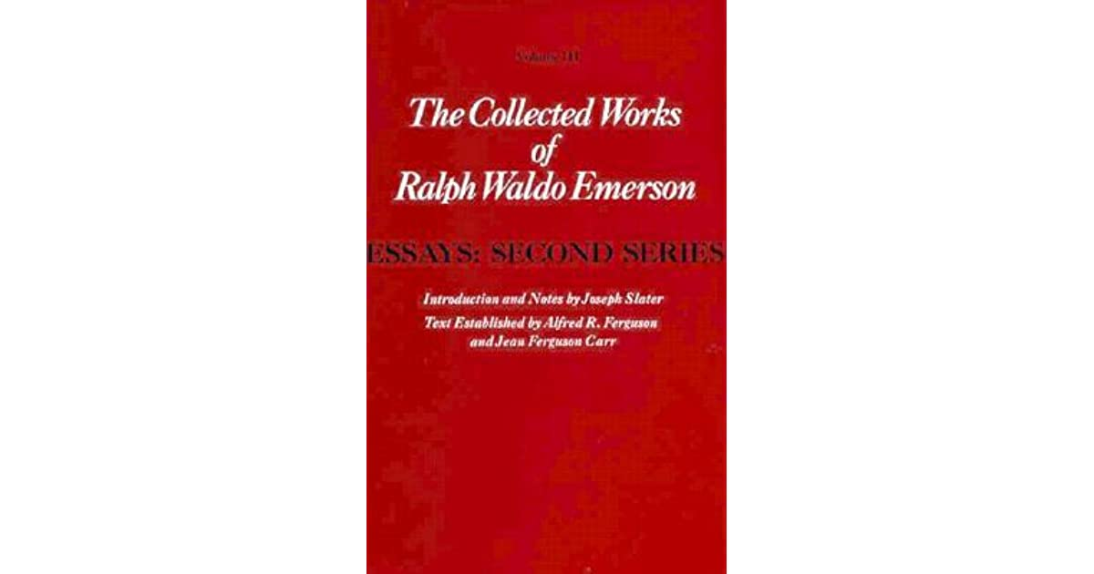 an overview of the concepts of transcendentalism in the works of ralph waldo emerson Ralph waldo emerson is an american poet, essayist and a leader of the philosophical movement of transcendentalism influenced by such schools of thought as english romanticism, neo-platonism, and hindu philosophy, emerson is noted for his skill in presenting his ideas eloquently and in poetic language.