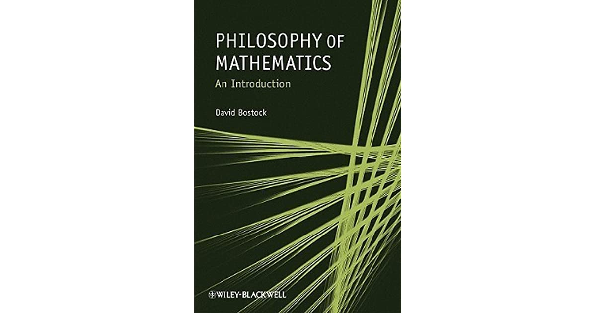 philosophy in mathematics Philosophy of mathematics on wn network delivers the latest videos and editable pages for news & events, including entertainment, music, sports, science and more, sign up and share your playlists.