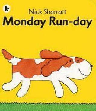 Monday Run Day (Read Me Beginners Series)