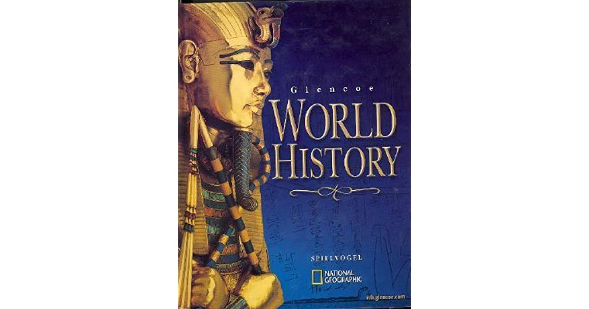 Glencoe World History Book