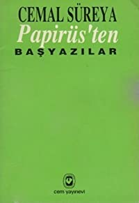 Papirüs'ten Başyazılar