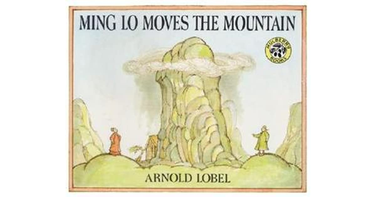 Ming lo moves the mountain by arnold lobel fandeluxe Gallery