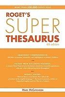 Roget's Super Thesaurus