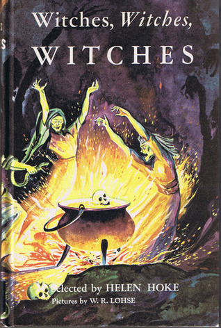 Witches, witches, witches by Helen Hoke