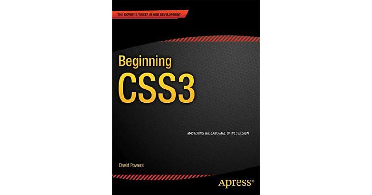 Beginning CSS3 (Experts Voice in Web Development)