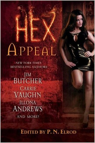 Book cover of, Hex Appeal, by Various Authors
