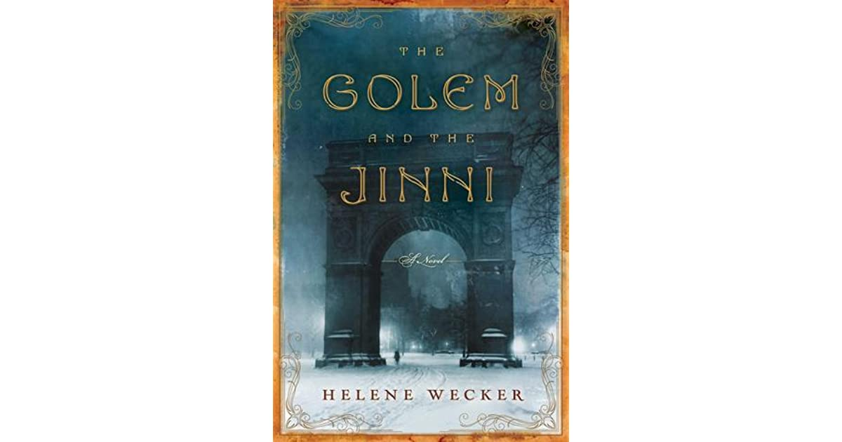 The Golem And The Jinni Pdf