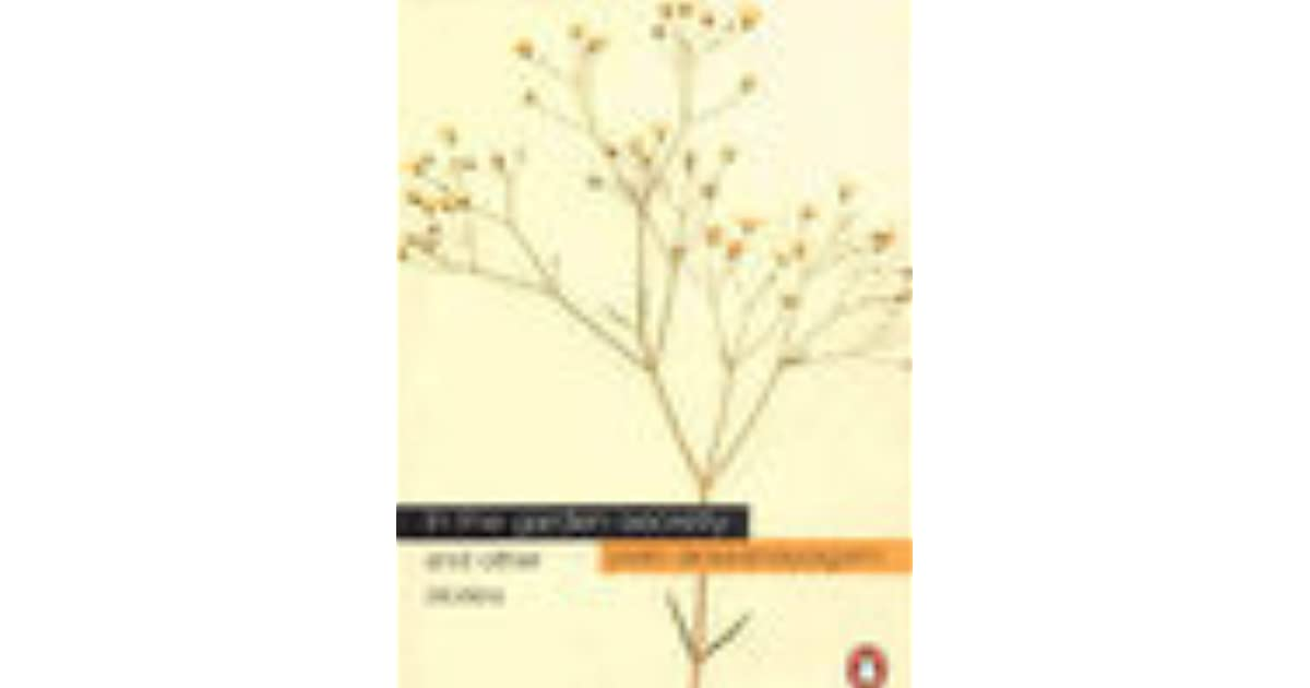 In the Garden Secretly and Other Stories by Jean Arasanayagam