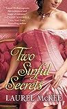Two Sinful Secrets (The Scandalous St. Claires, #2)