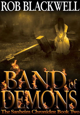 Band of Demons by Rob Blackwell