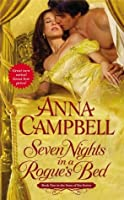 Seven Nights in a Rogue's Bed (Sons of Sin, #1)