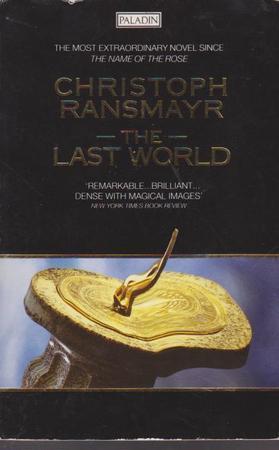 Read The Last World By Christoph Ransmayr