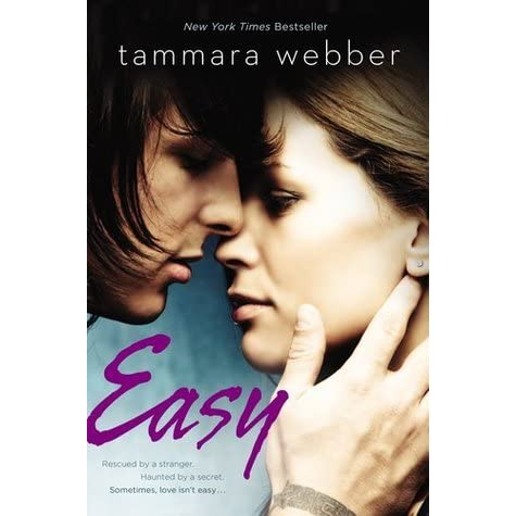 Easy (Contours of the Heart, #1) by Tammara Webber