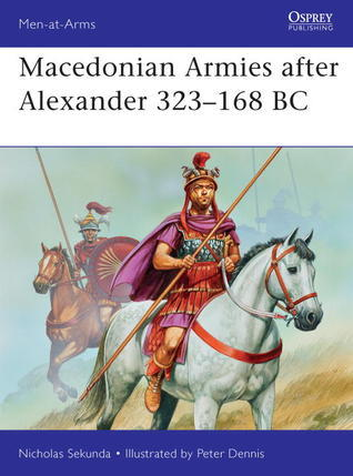 Macedonian Armies after Alexander 323–168 BC (Osprey Men-at-Arms 477)
