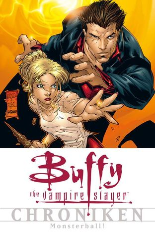 Buffy the Vampire Slayer Chroniken: Monsterball!