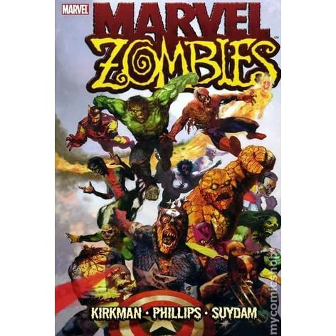 Zombies ebook free download marvel