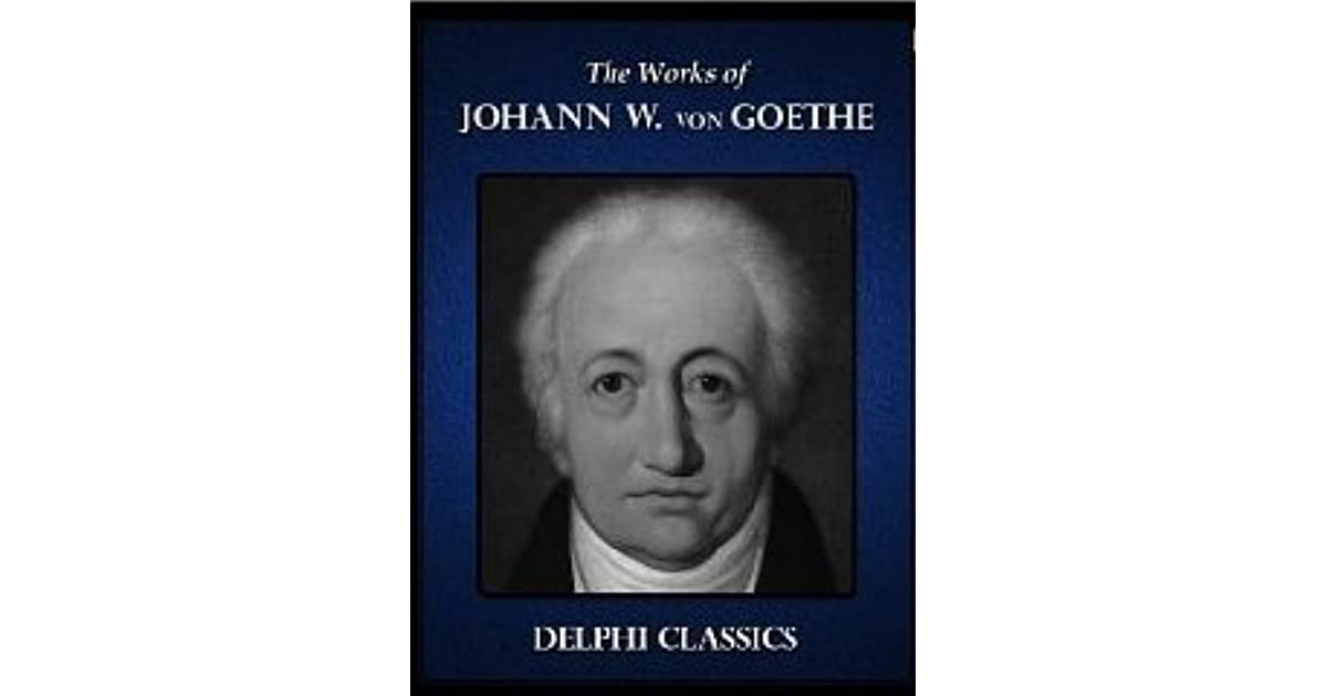 an introduction to the literature by johann wolfgang von goethe Faust by: goethe translated by walter kaufmann introduction johann wolfgang von goethe born on august 28 literature study guides.