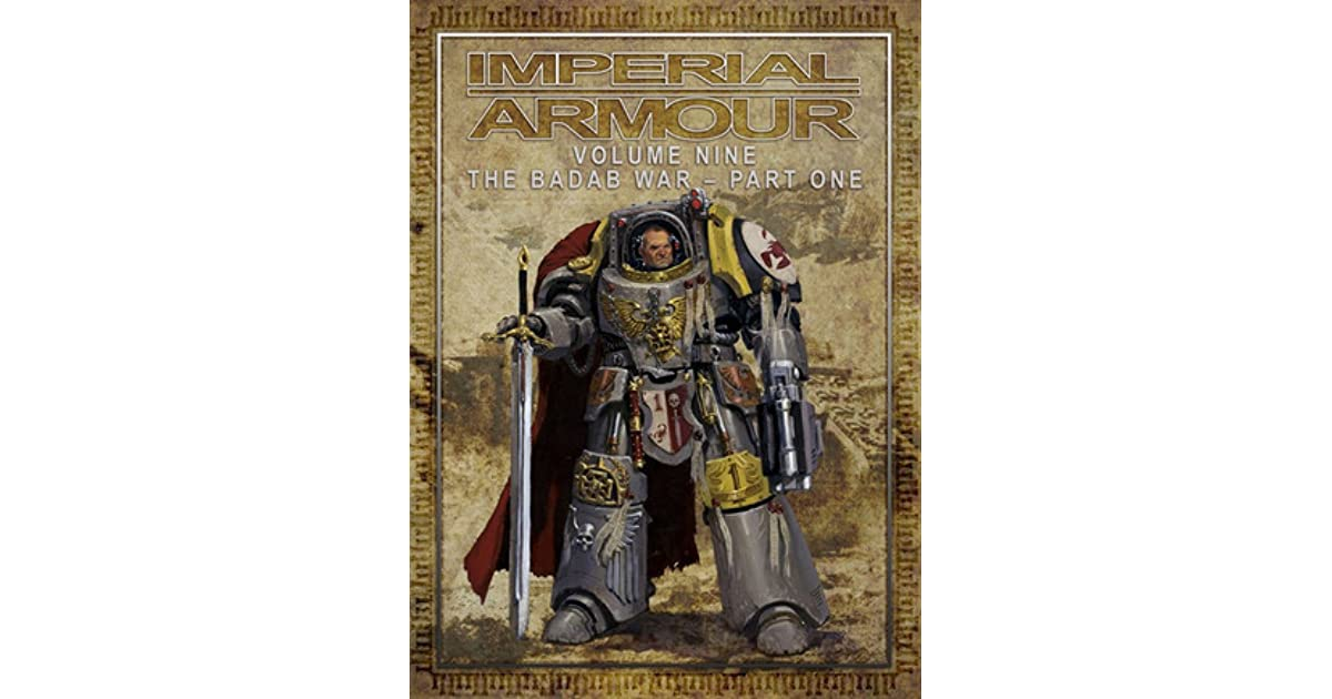 Imperial Armour Volume Four - The Anphelion Project Pdf