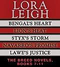 The Breeds Novels 7-11