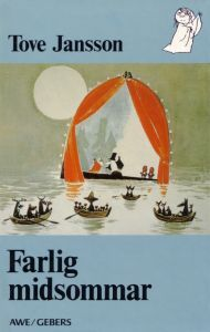Farlig midsommar by Tove Jansson