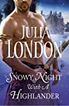 Snowy Night with a Highlander (The Scandalous Series, #2.5)