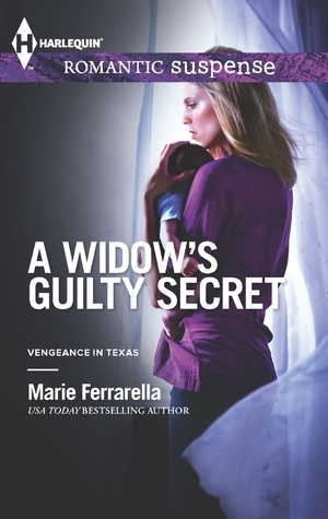 A Widow's Guilty Secret by Marie Ferrarella