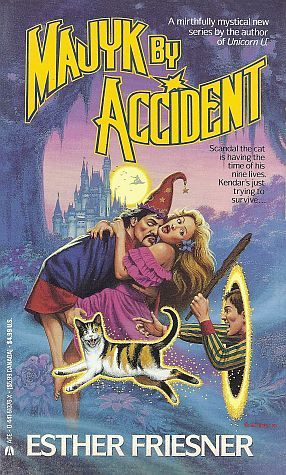 Majyk By Accident by Esther M. Friesner