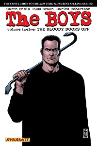 The Boys, Volume 12: The Bloody Doors Off