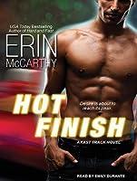 Hot Finish (Fast Track, #3)