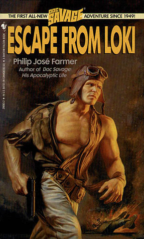 Escape from Loki (Doc Savage, #183)