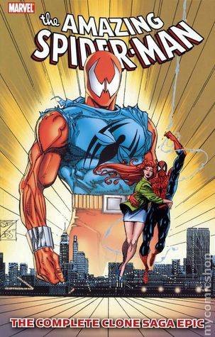 The Amazing Spider-Man: The Complete Clone Saga Epic, Vol. 5
