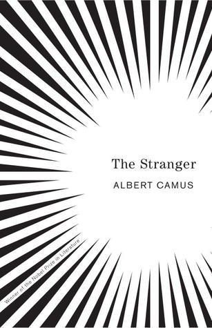 The Stranger book cover