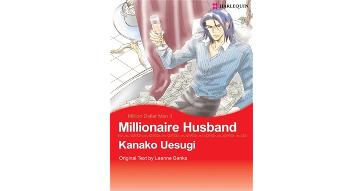 Millionaire Husband - Million Dollar Men #2 (Harlequin Comics)