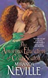 The Amorous Education of Celia Seaton (The Burgundy Club, #3)