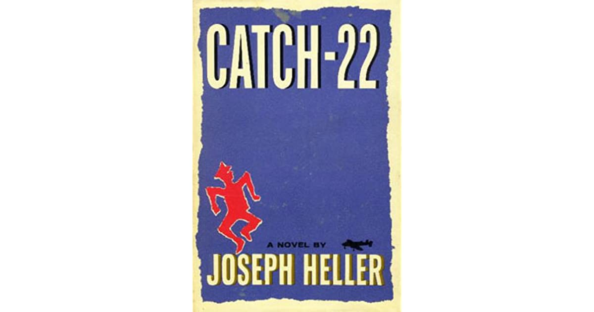 an overview of the joseph hellers first novel catch 22 Summary catch 22 pdf, the novel by joseph heller, is an eye-opening representation of the insanity of war not necessarily the atrocities perpetrated during times of war, but rather the illogic, chaos, and absurdity of it.