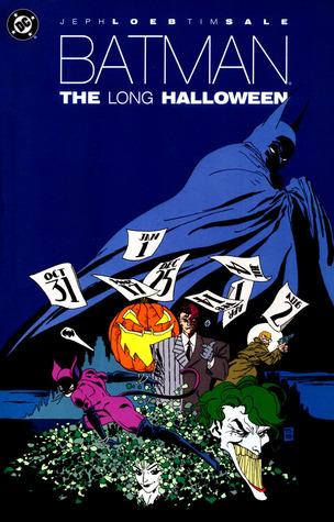 Batman: The Long Halloween  pdf