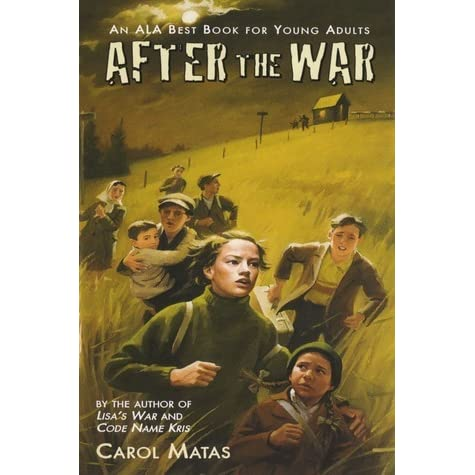 After the War (Grade 9 Novel Study) - Prezi