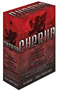 Cherub Boxed Set, #1-3