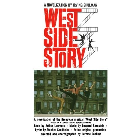 """universal truths in romeo and juliet and west side story Free and custom essays at essaypediacom take a look at written paper - comparison essay- """"romeo & juliet"""" """"west side story."""